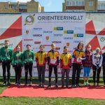 Klaipėdos jauniai – šalies orientavimosi sporto čempionai