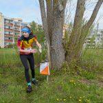Orientacininkų kova dėl medalių ne miške, o tarp namų