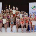 Klaipėdos vaikų meninė gimnastika – galingiausia Lietuvoje