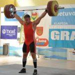 Sensacija! Olimpinėse žaidynėse dalyvaus klaipėdietis sunkiaatletis A. Šidiškis