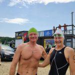 Kuršių marių maratone A.Kovalenko – pirma, E. Klimentjevas – antras