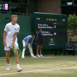 E. Butvilas su ispanu – Vimbldono turnyro finale